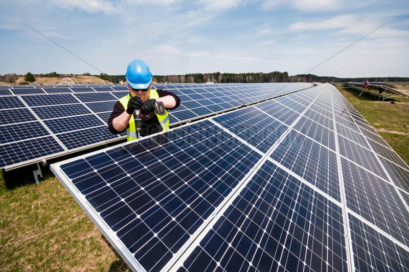 Solarpark Finowtower