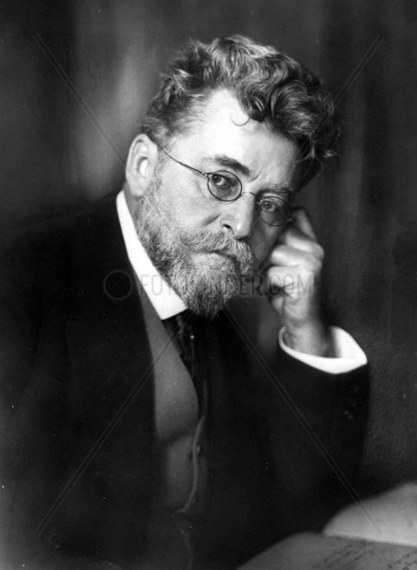 Ludwig Ganghofer,  Schriftsteller