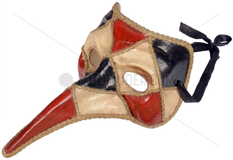 Venezianische Maske,  1955
