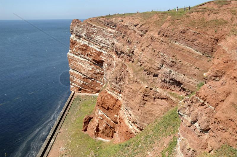 Felsen von Helgoland