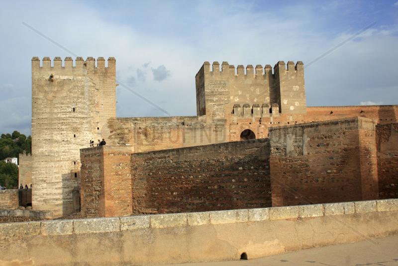 Die Alcazaba