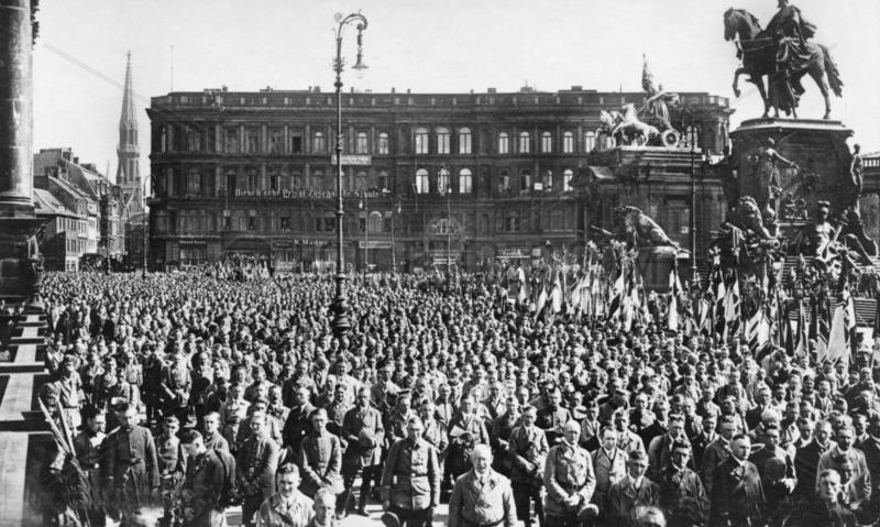 Berlin,  VIII Stahlhelmtag 1922