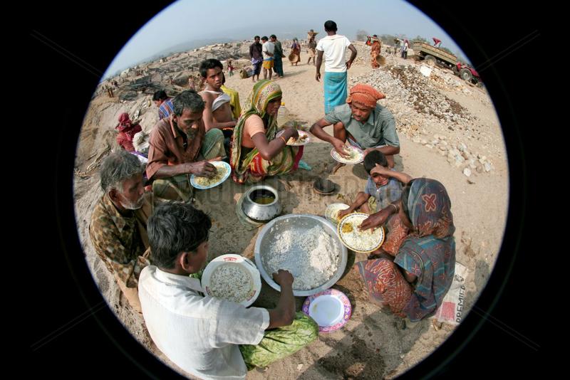 Stone laborers