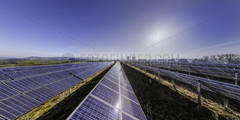 Solaranlage Lothe in Ostwestfalen,  Gemeinde Schieder-Schwalenberg
