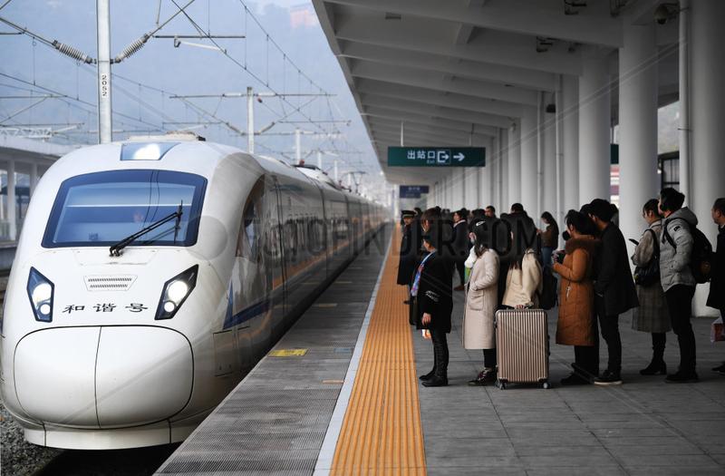 CHINA-RAILWAY-NEW TRAIN DIAGRAM (CN)
