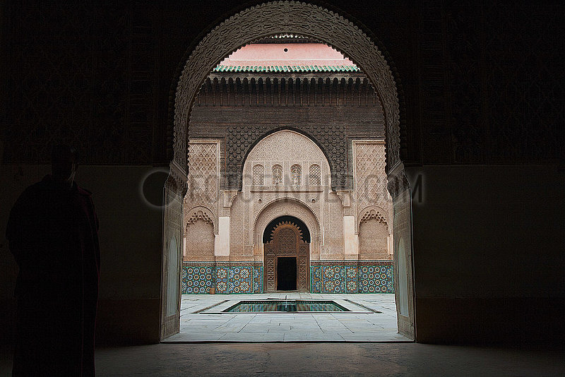 Ali Ben Youssef Madrasa,  Islamic College - Marrakesh
