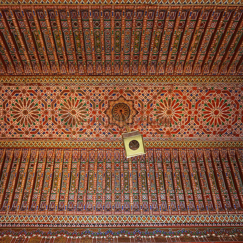 Bahia Palace - Marrakesh