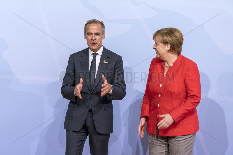 Carney + Merkel