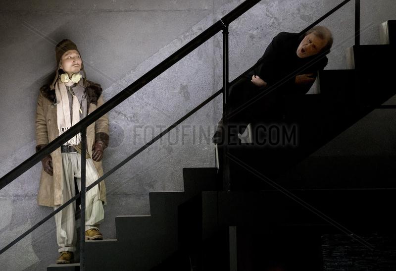 Violetter Schnee - Staats Oper unter den Linden