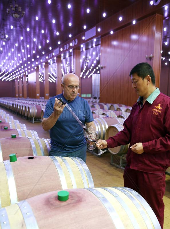 CHINA-NINGXIA-WINE INDUSTRY (CN)