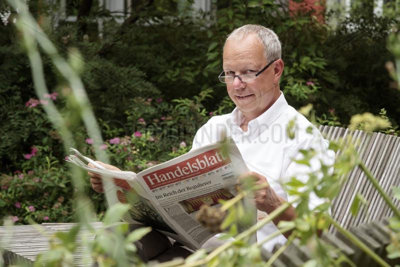 Thomas Jorberg,  Vorstandsvorsitzender der GLS Gemeinschaftsbank eG