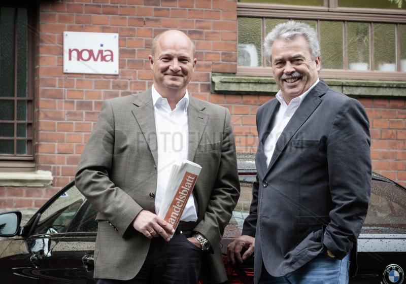 novia Handels GmbH & Co. KG - Werner Schotte,  Bernd Hennecke