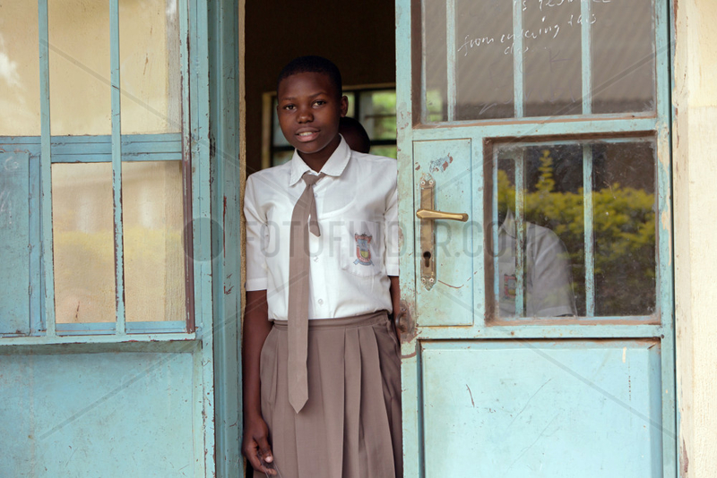Bombo,  Uganda - Schulausbildung im Don Bosco Vocational Training Centre Bombo.