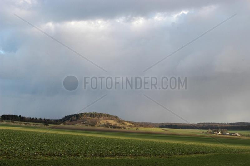 Winter in Mittelhessen
