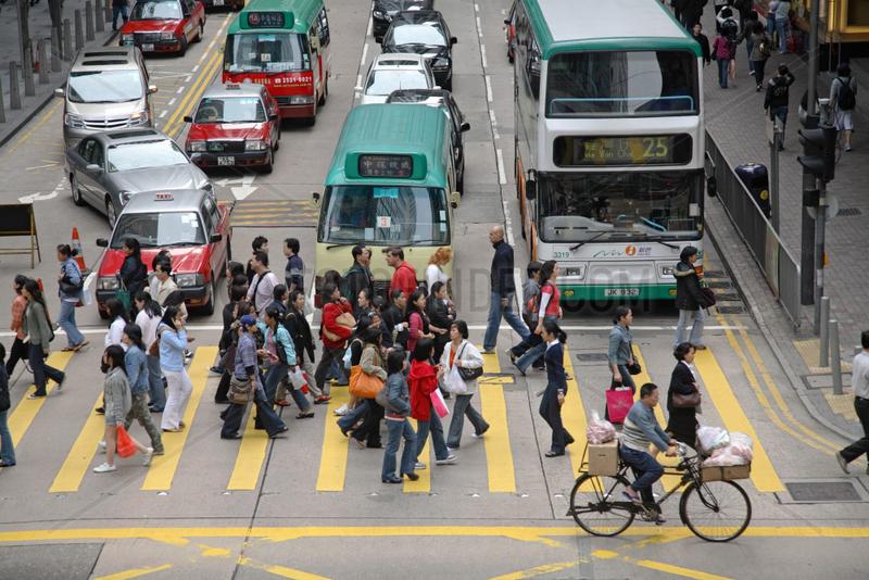 China,  Hongkong,  Central District