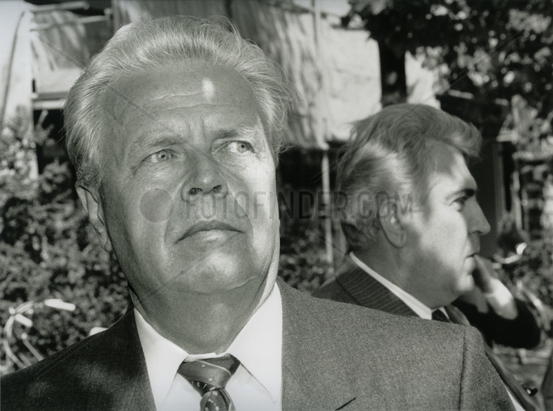 Werner Grossmann,  Helmut Schieferdecker,  Ex-Stasi,  1991