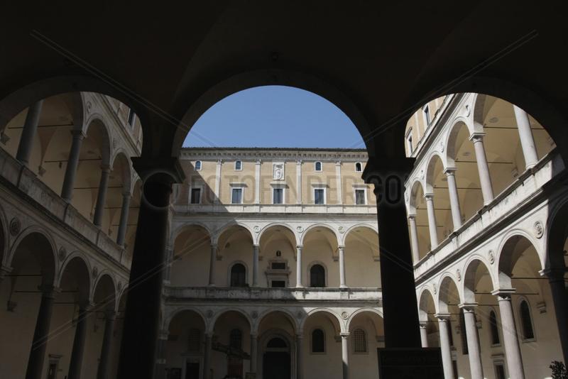 Palazzo della Cancelleria in Rom