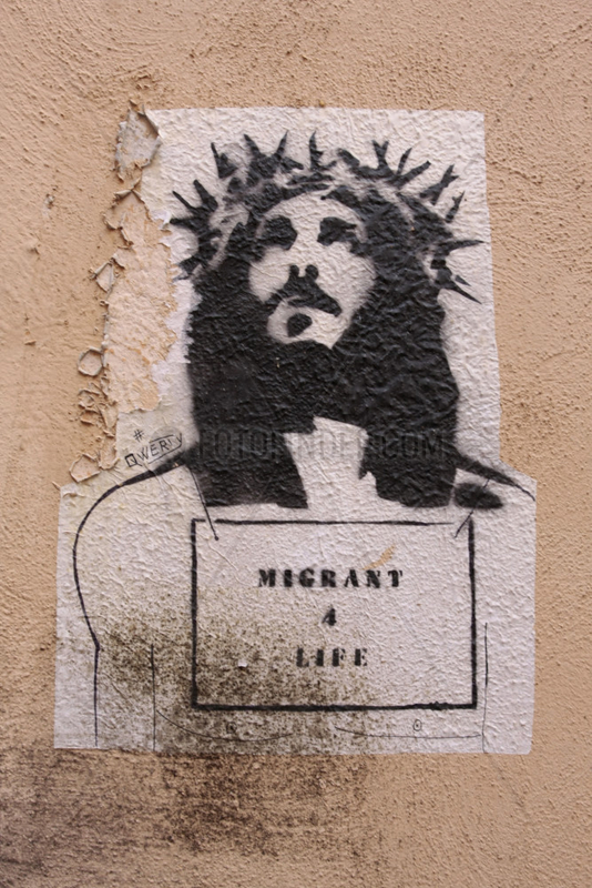 Christus. Migrant for Life