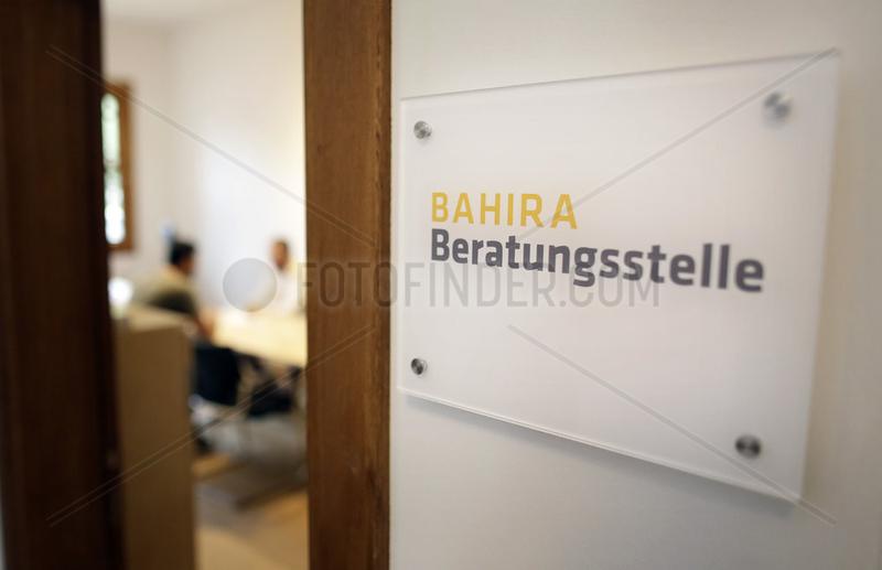 BAHIRA Beratungsstelle in der Sehitlik Moschee