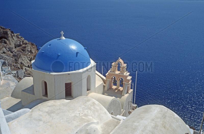Santorin,  Kykladen,  Griechenland
