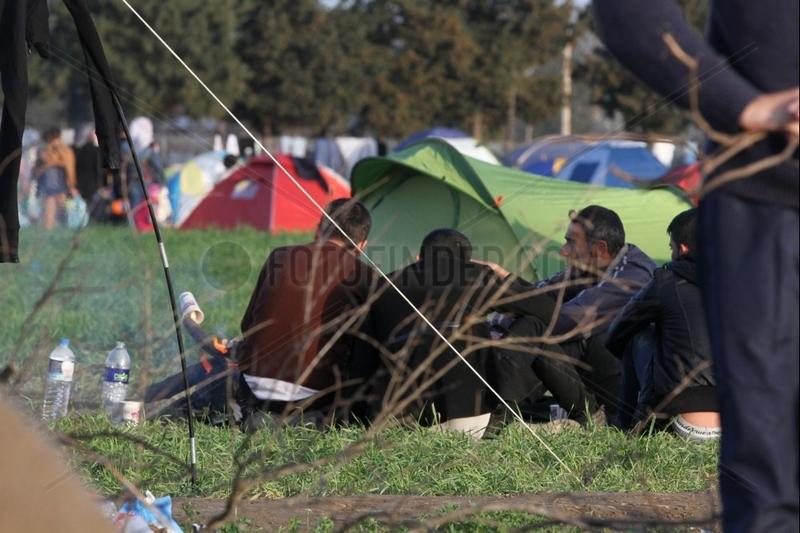 Fluechtlingslager
