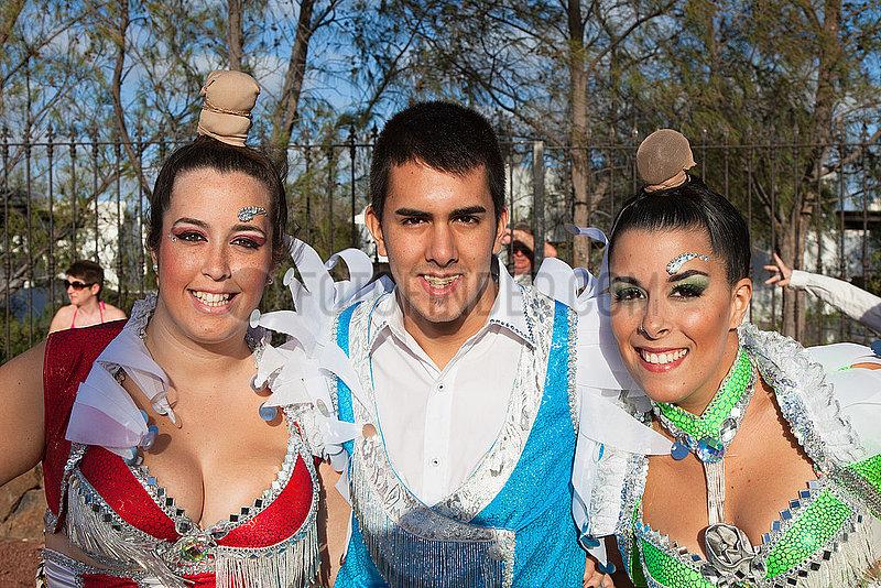 Carnival - Playa Blanca,  Lanzarote