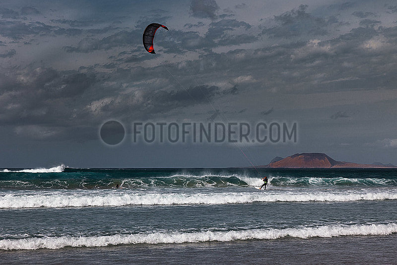 Playa de Famara - Lanzarote