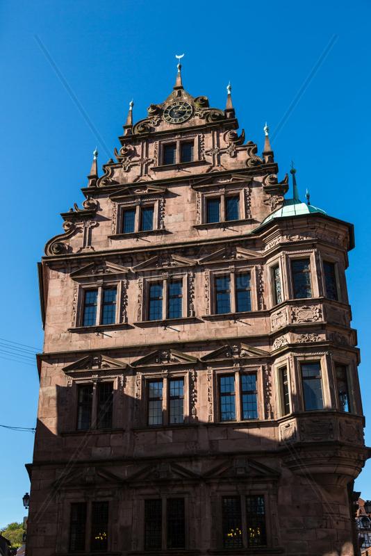 Gernsbach,  Deutschland,  Altes Rathaus in der Altstadt