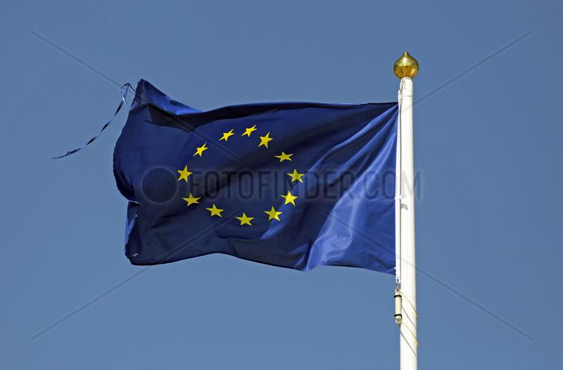 List,  Deutschland,  Europaflagge