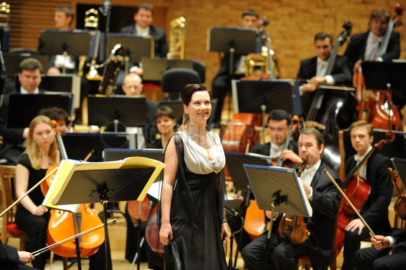 Sankt Petersburg,  Russland,  Konzert im Mariinski-Theater