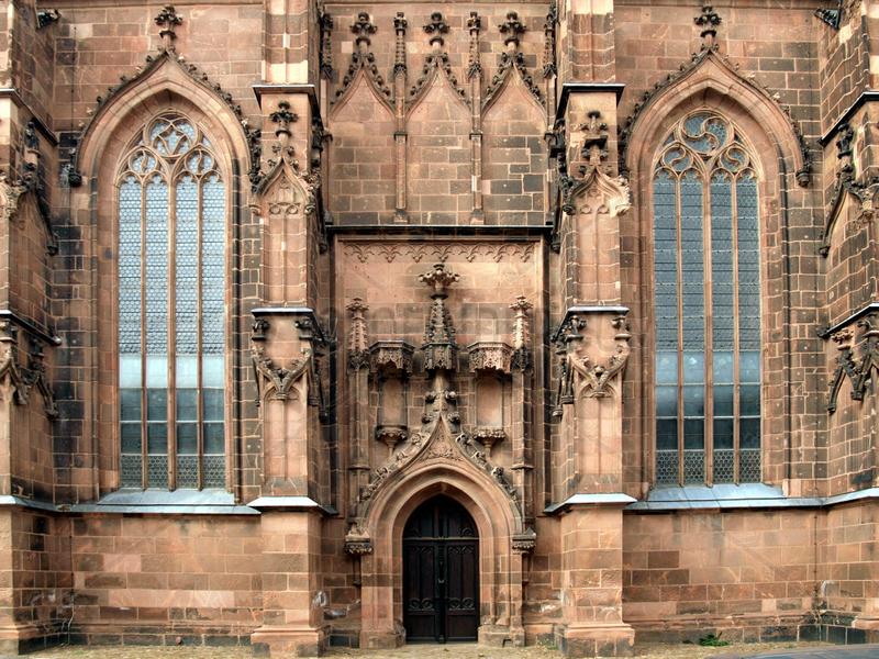 Kunikundenkirche,  saechsicher Marmor