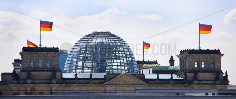 Berlin - Reichstagskuppel
