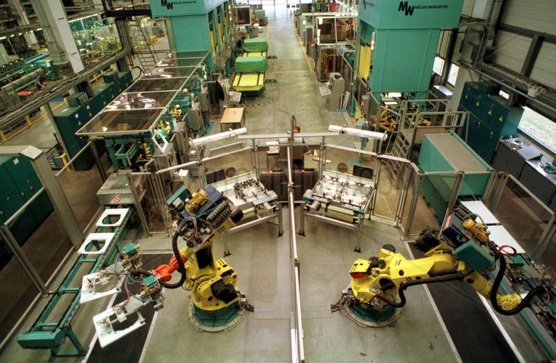 Bosch-Siemens,  Hausgeraetewerk Nauen GmbH,  Deutschland