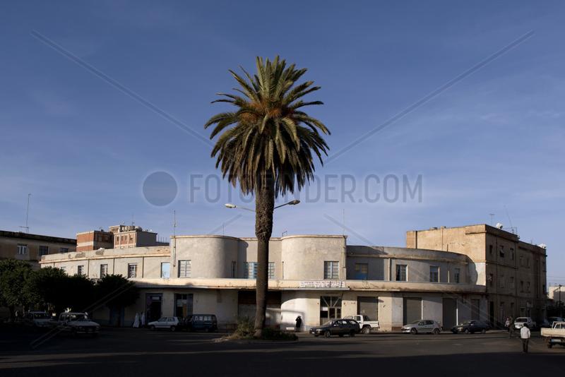 Asmara,  Eritrea - Modernist Architecture