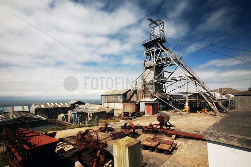 GB Geevor - stillgelegte Mine