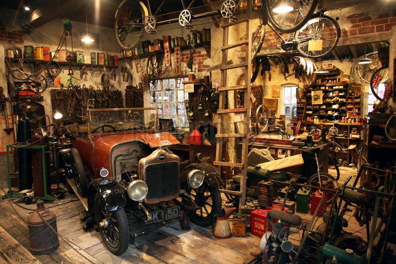 GB Beaulieu - National Motor Museum