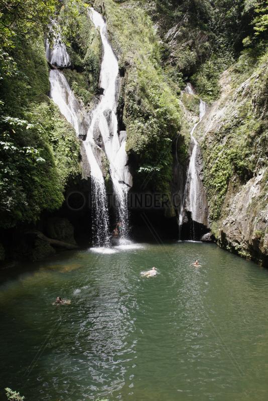 Cuba,  Parque Natural Topes de Collantes