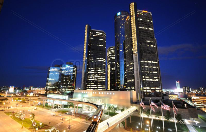 Detroit: general Motors