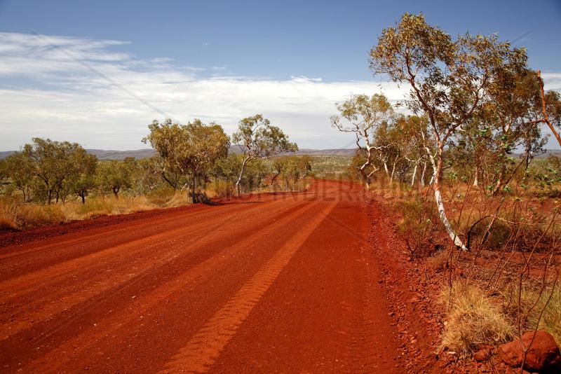 Tom Price,  Australien,  Farben des australischen Outbacks