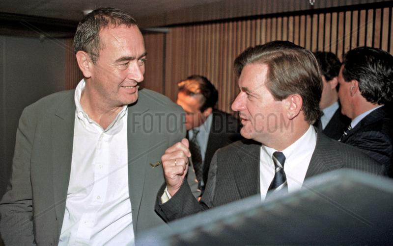 Bernd Eichinger,  Thomas Haffa,  EM.TV,  1999