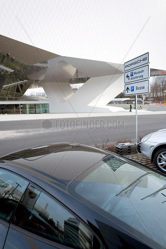 Porsche Museum,  Stuttgart