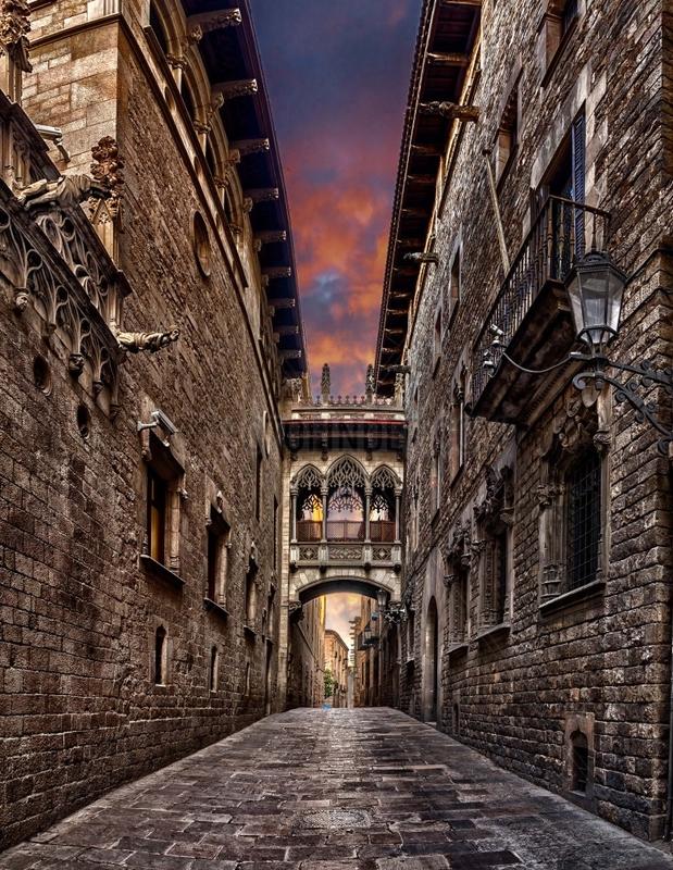 SPAIN - CATALONIA - BARCELONA