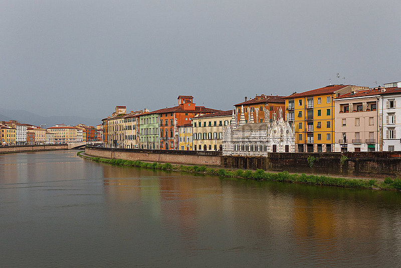 River Arno - Pisa