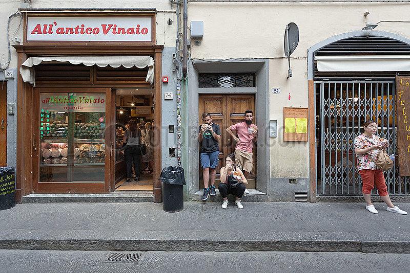 Florence - Fast Food