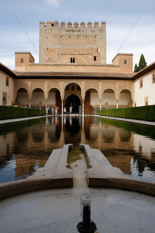 Alhambra,  Torre des Comares