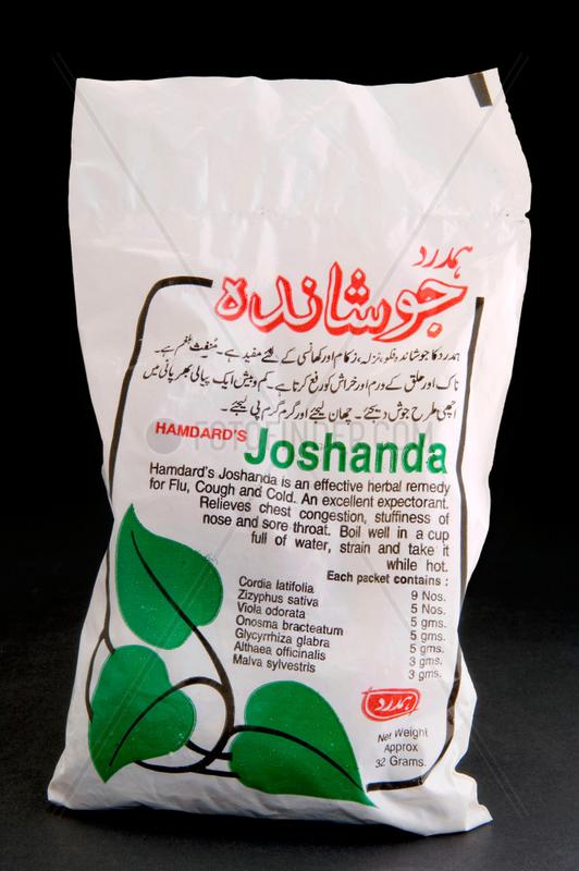 Joshanda,  dried herbs,  c 2004-2005.