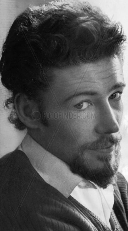 Peter O'Toole,  1960.