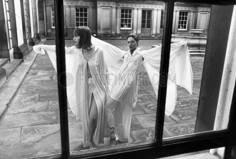 Bill Cross fashion,  March 1976.