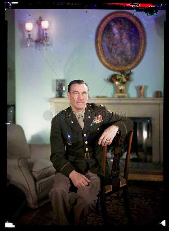 'Colonel Seibert',  c 1943.