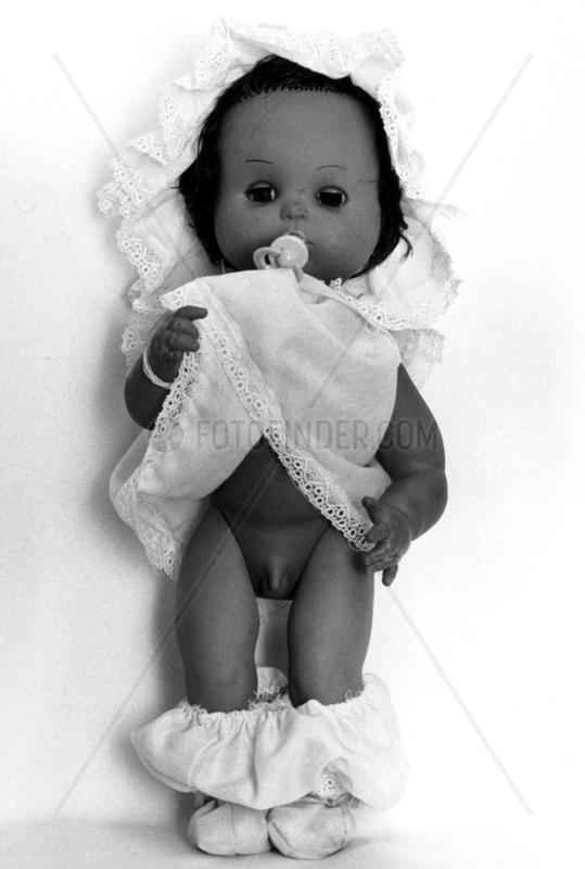 Boy doll,  January 1983.